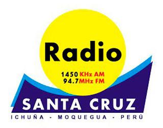 Radio Santa Cruz Ichuña Moquegua