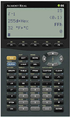 aplikasi kalkulator hp android gratis Andie Graph