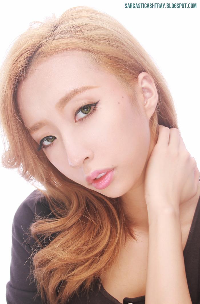 [Makeup Tut] Line-it-Up ! Make Up