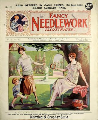1920s vintage magazine