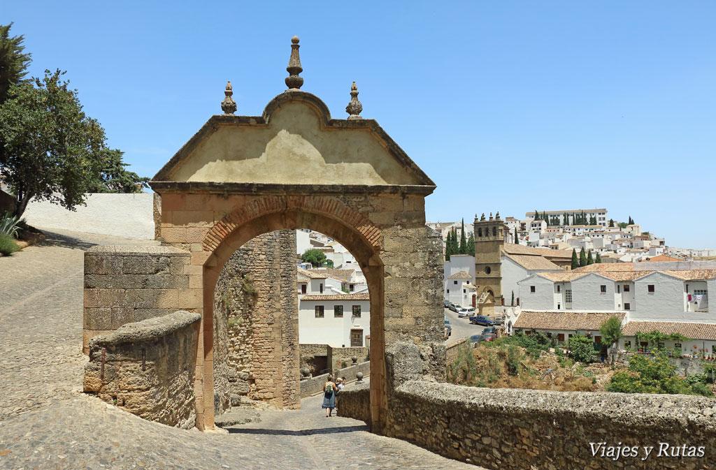 Puerta de Felipe V de Ronda