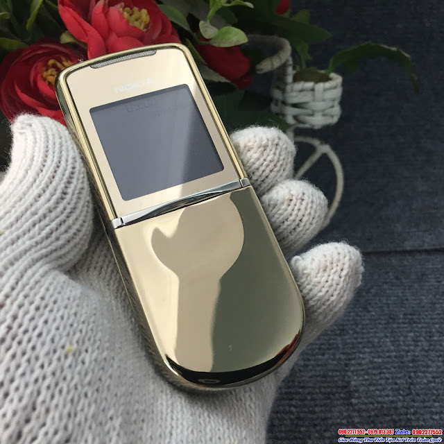 Nơi chuyên mua bán điện thoại nokia 8800 sirocco gold chính hãng