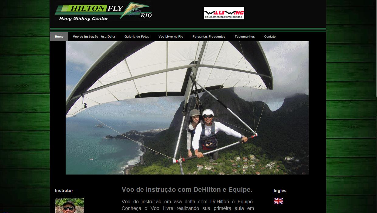 Hilton Fly Rio Asa Delta