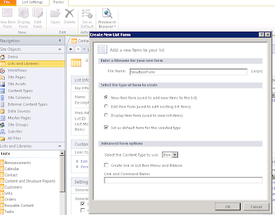 Sharepoint designer 2010 , Create Custom List Forms With Asp.net Controls and Fields Validation