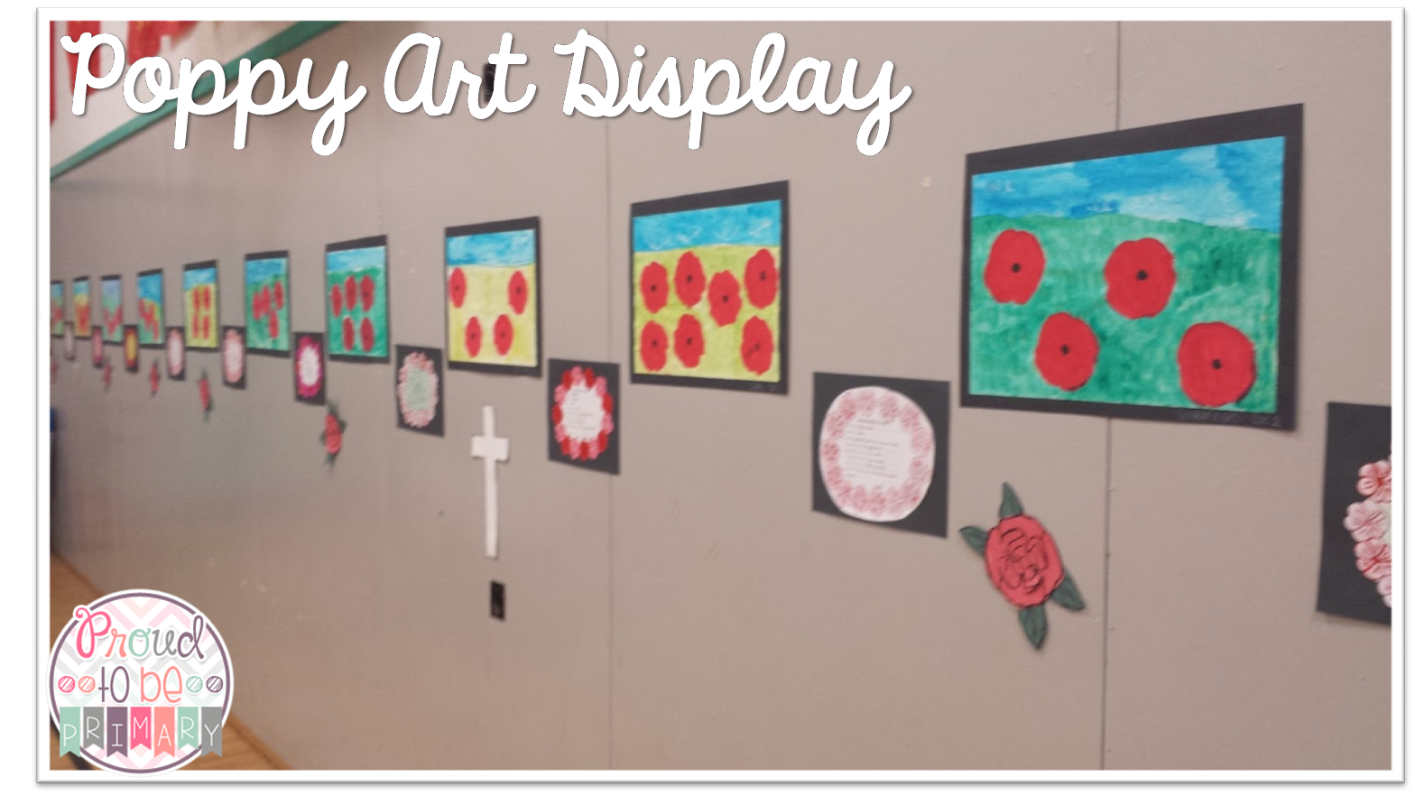 Remembrance Day Art Projects For Grade 3