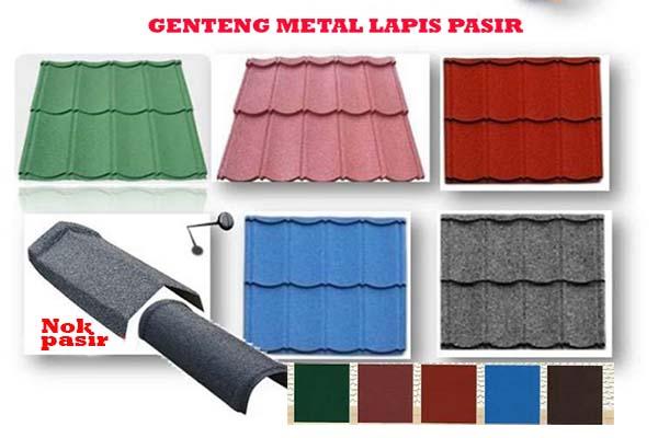 Harga Genteng Metal Pasir Bandung Per Lembar 2020