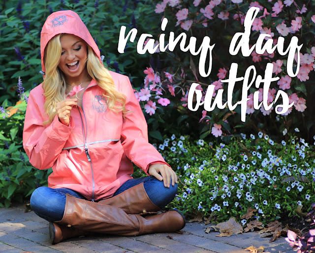 personalized rainy day outfits
