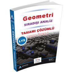 SıradışıAnaliz LYS Geometri Tamamı Çözümlü Konu Özetli