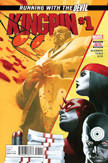 Marvel Comics Kingpin #1