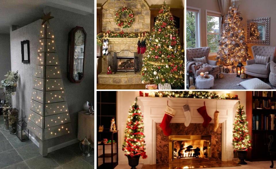 00%2B20%2BDIY%2BModern%2BChristmas%2BTree%2BDecorations%2Bfor%2BInspiring%2BWinter%2BHolidays 20 DIY Trendy Christmas Tree Decorations for Inspiring Iciness Vacations Interior