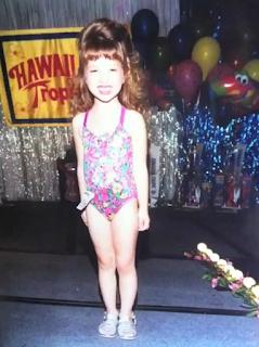 Bre Tiesi Little Miss Hawaiian Tropic Contest