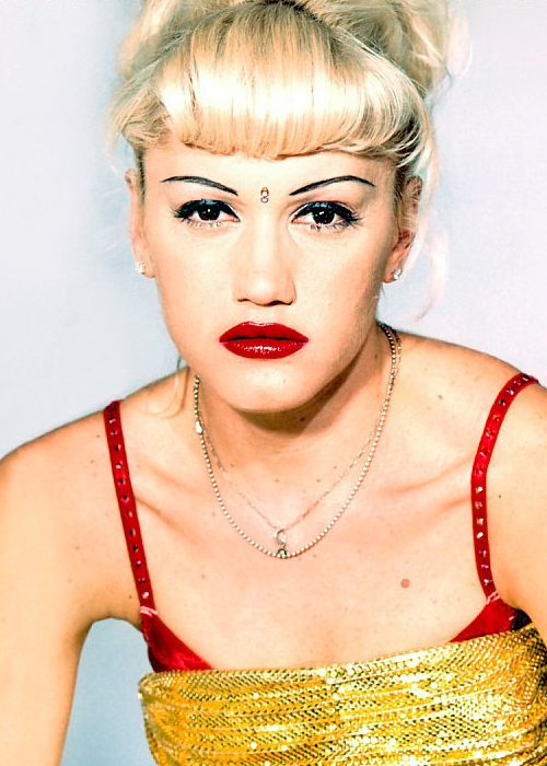 Image result for gwen stefani back in the day