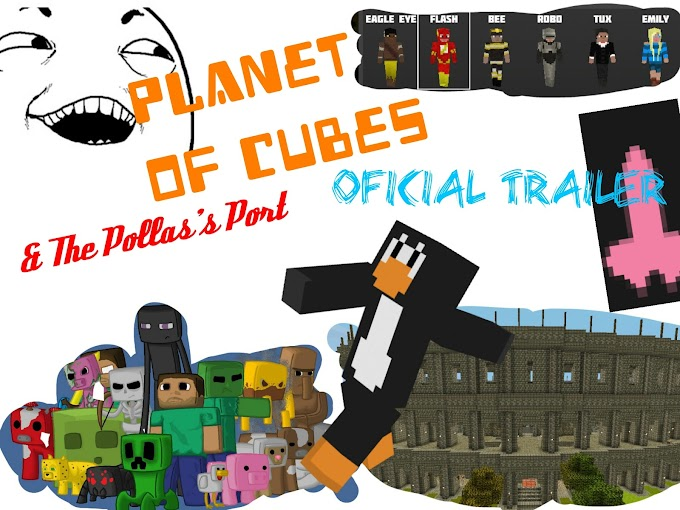 Planet Of Cubes: El minecraft de Android :D