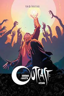 Outcast tom 3: Światełko okładka