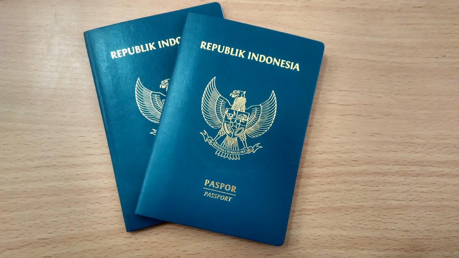 Update 2019 Pengalaman Membuat Paspor Di Bandung Afifah Haq