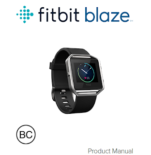 Fitbit Blaze Guide Manual and Tutorial