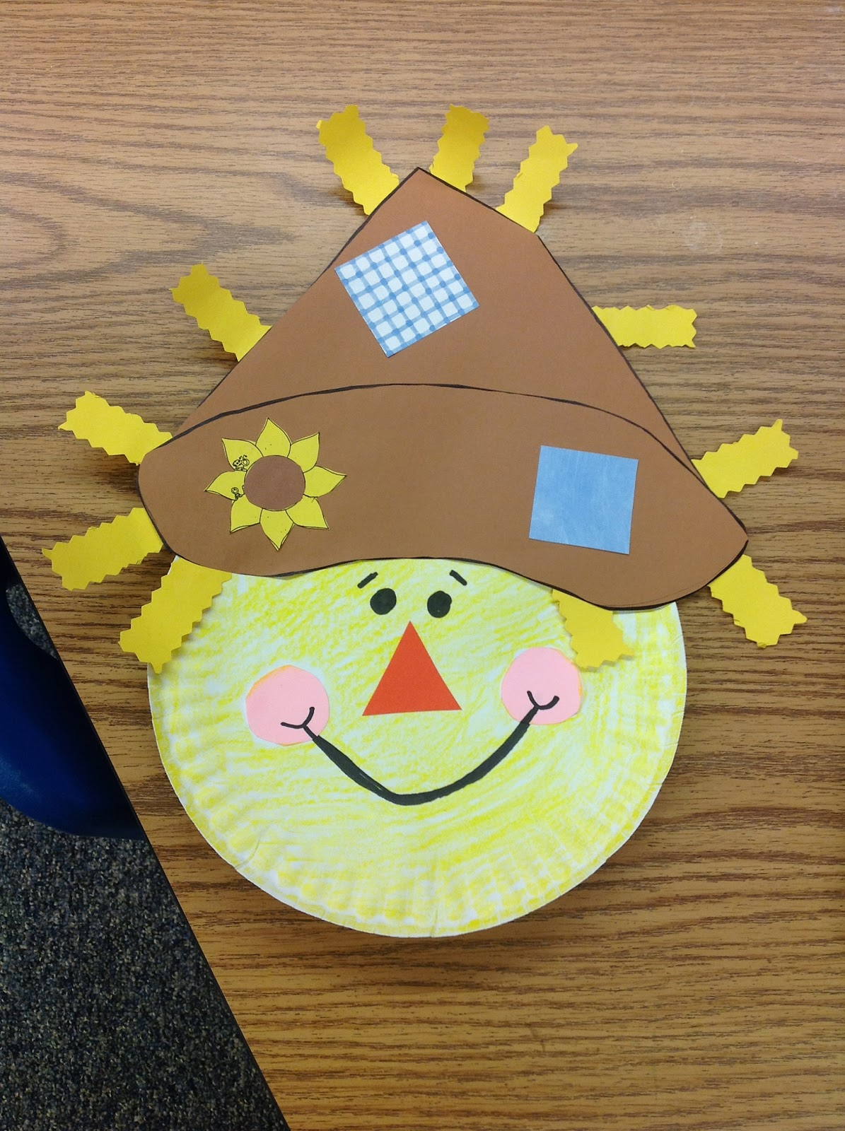 Art And Craft Activities For Kids: Fantastic First Graders: September 2012