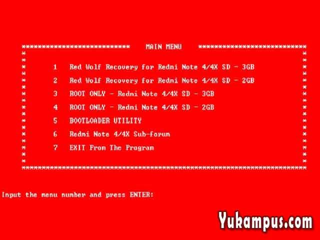 Redwolf Twrp For Redmi Note 4 Sd — TTCT