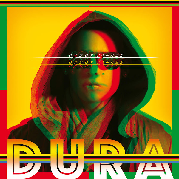 Daddy Yankee - Dura - Single Cover