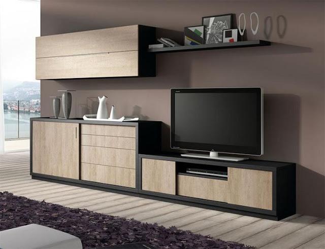 25 Model Desain Rak TV Minimalis