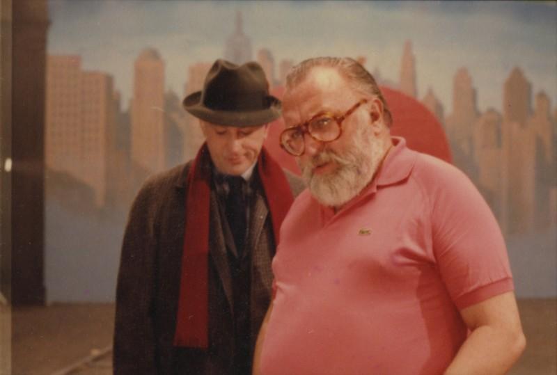 Sergio Leone: Sul set | The Scott Rollins Film and TV ...