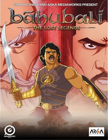Baahubali The Lost Legends Hindi 720p