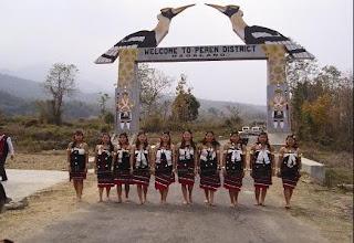 Peren District, Nagaland Recruitment
