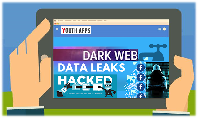 Your data is getting leaked in the Dark Web