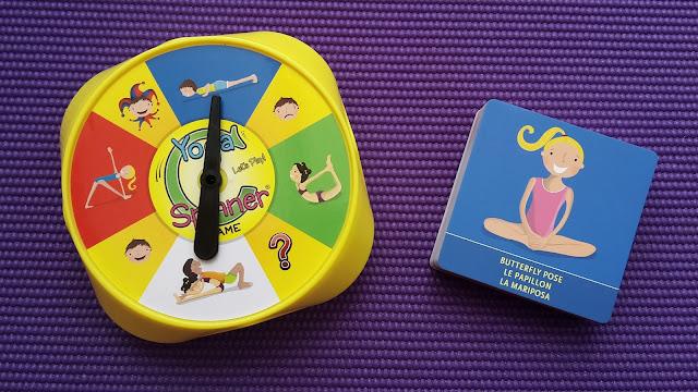 Yoga for Children {Yoga Card Games} // 76sunflowers