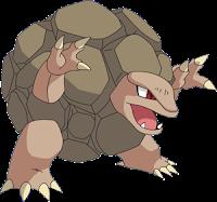 隆隆岩技能進化攻略 - 寶可夢Pokemon Go精靈技能配招