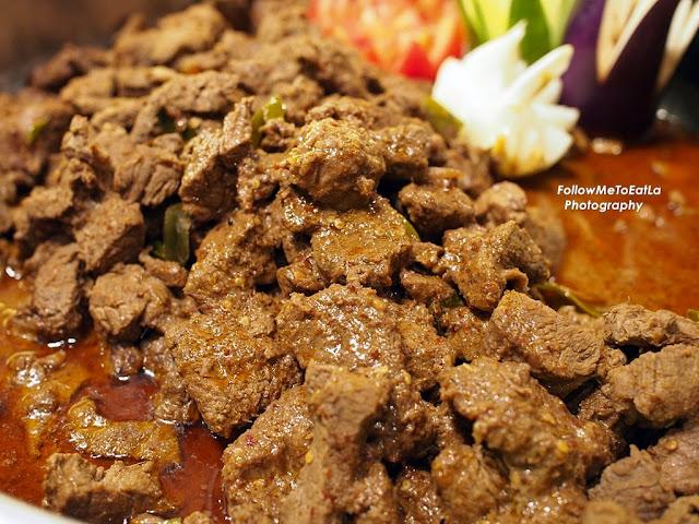 Daging Masak Merah Thai Style