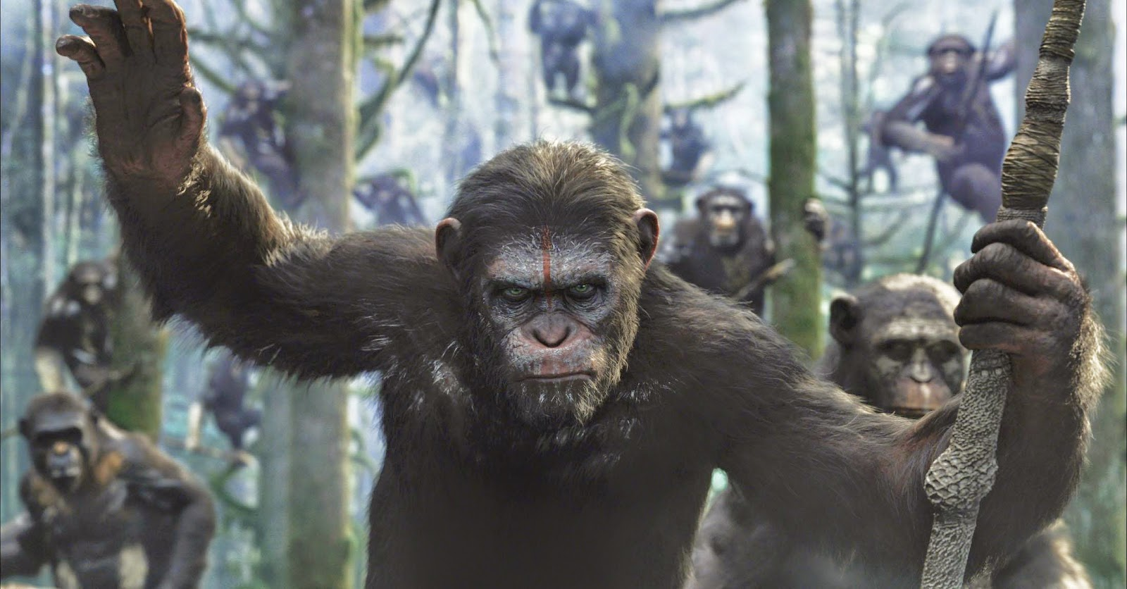 Dawn of the Plant Apes (2014) Free Movie Torrent Download