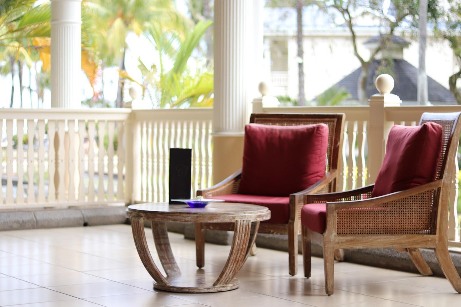 Cavendish Bar, Heritage Le Telfair Hotel, Mauritius