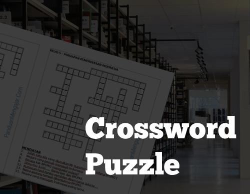 Crossword Puzzle, teka-teki silang, eclipse crossword