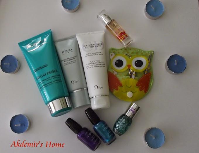 Kozmetik Alışverişim.... #1