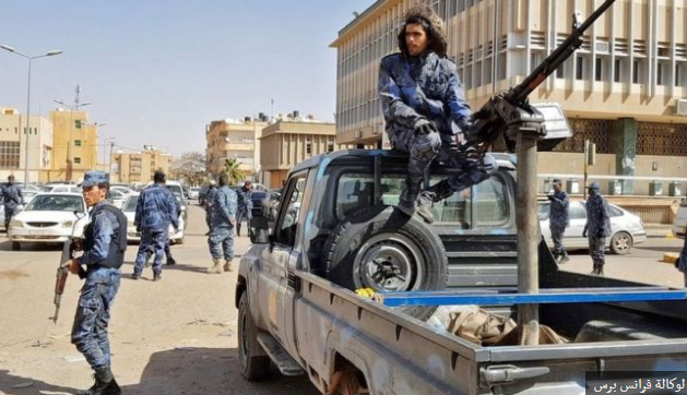 مجلس الأمن ومجموعة السبعة يدينون النزاع الليبي.