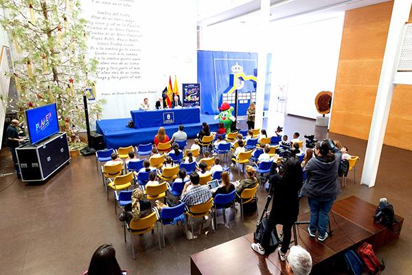 Planeta Gran Canaria comienza el 26 de diciembre 2017, hasta el 4 de enero 2018