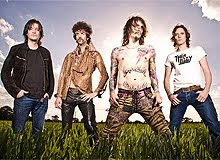 Posible setlist y vídeos en directo de The Darkness