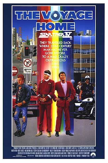 In The Mouth Of Dorkness: Movie Review: Star Trek IV The ...