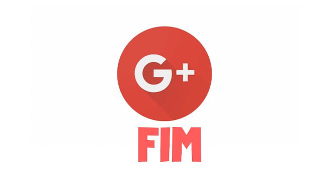 O google anuncia que vai Desativar as contas pessoais do Google+