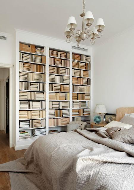 Cómo organizar los libros y las estanterías en el hogar