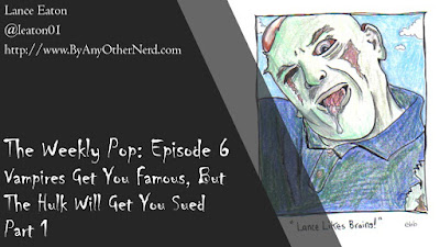 Title card for The Weekly Pop Episode 6