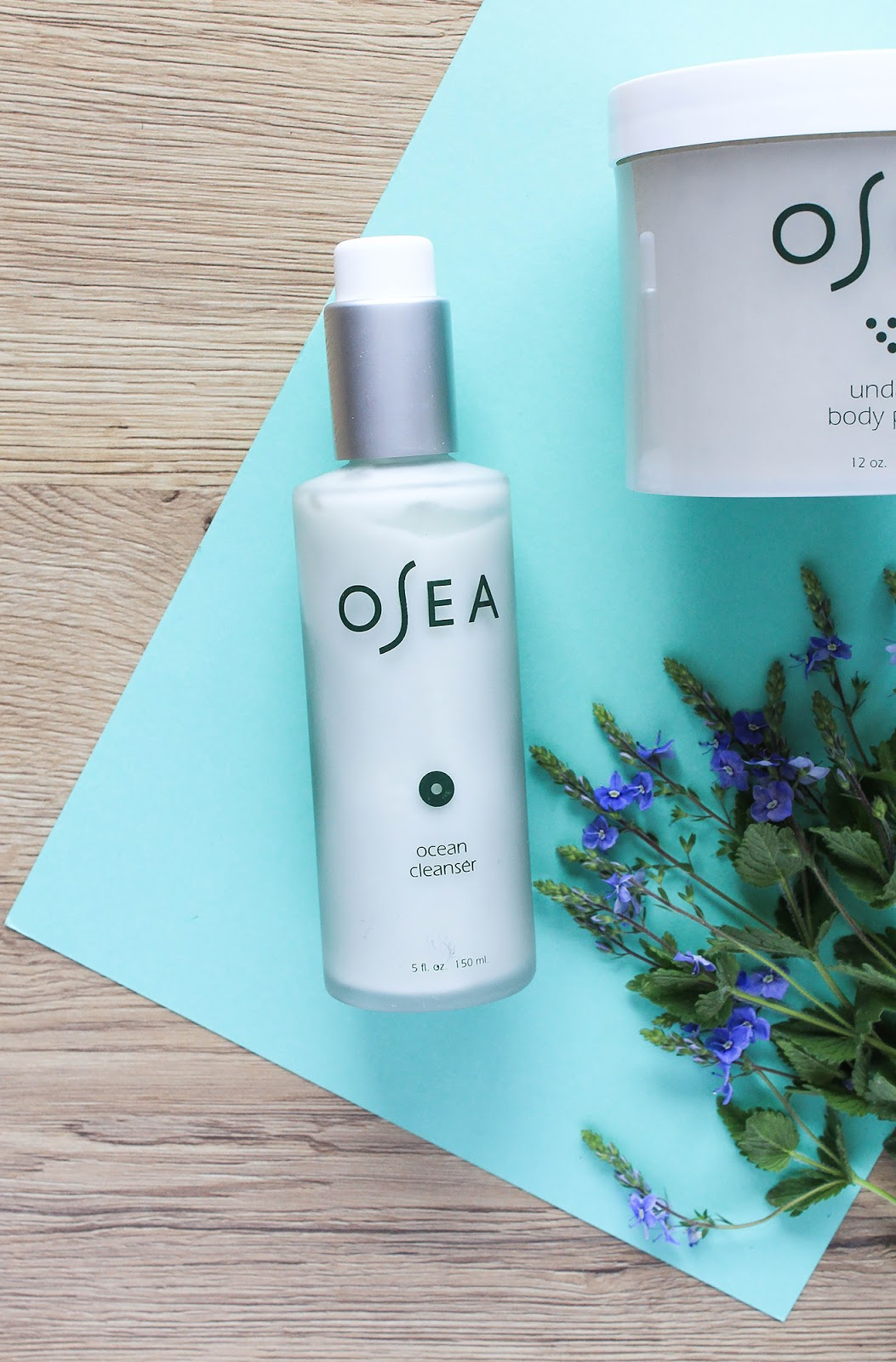 OSEA Ocean Cleanser Beauty Heroes Beauty Discovery May 2018.