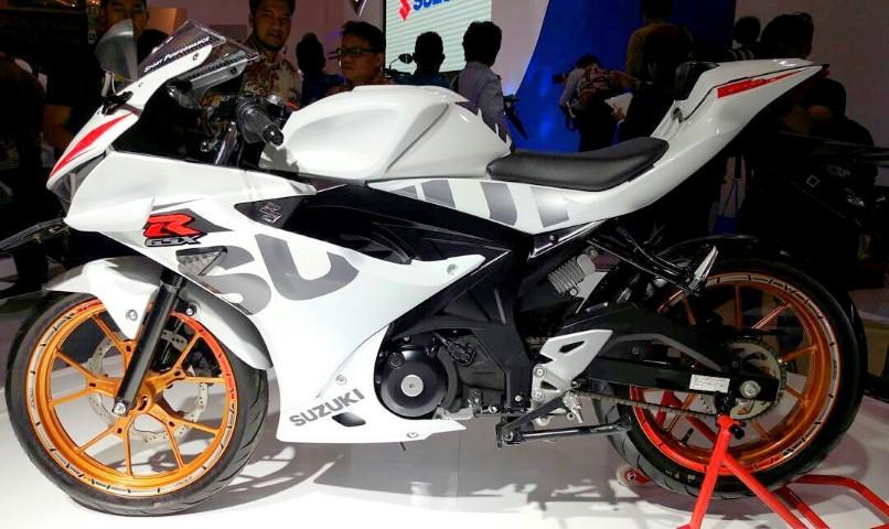 Suzuki GSX-R150 akan dijual dengan harga dibawah rival ? . . kok bisa ?
