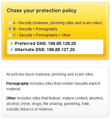 طريقة حجب جميع المواقع الإباحية علي شبكة الواي فاي الخاصة بك بدون برامج
