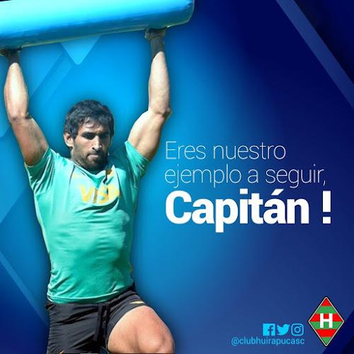 Matías Orlando, el capitán de Jaguares ante Blues
