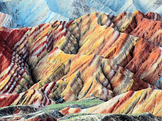 Zhangye Danxia Landform 06