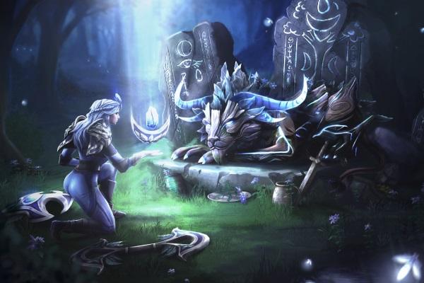 Nightsilver�s Resolve Luna