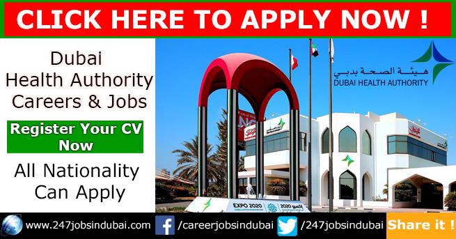 Latest Careers and Jobs at Dubai Health Authority