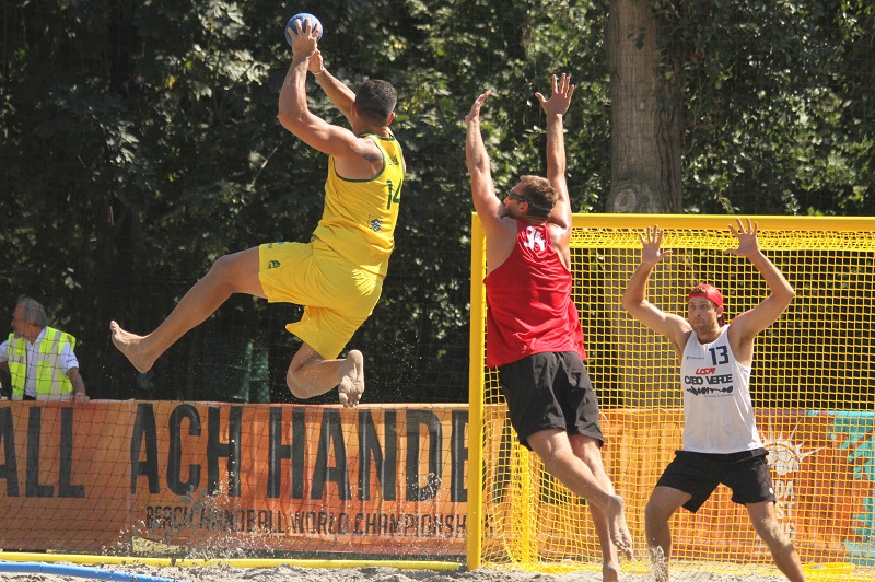 Beah Handball Mundial 2016
